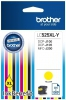 Cartridge Brother за DCP J100 J105 MFC J200 yellow LC525XLY 1300