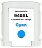 Cartridge HP DJ 8000 8500 8500A cyan C4907 неоригинален No940XL