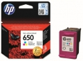 Cartridge HP 650 color Advantage 2515 CZ102A Nо 650 200стр