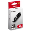 Cartridge Canon PGI-550XL PGBK black за IP7250 MG5450 6350 500p