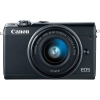 CANON EOS M100 Black + EF-M 15-45mm 3.5-6.3 IS STM | 24.2MP CMOS
