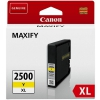 Cartridge Canon PGI-2500XL Y yellow IB4150 MB5050 5340 1520p