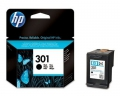 Cartridge HP DJ 1000 1050 2050 2050s black CH561EE No 301 190p